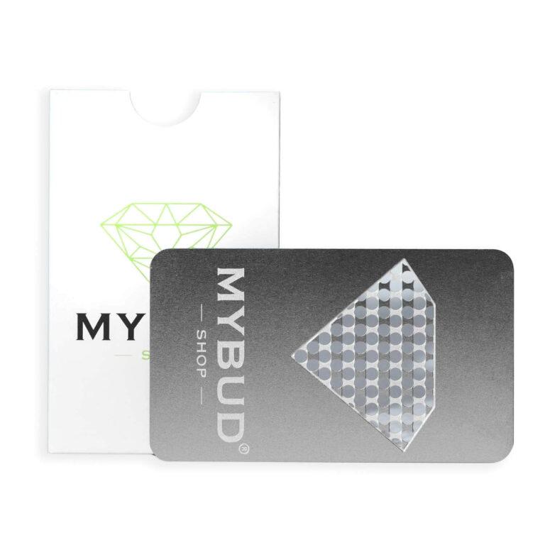 grinder carte mybud ouverte