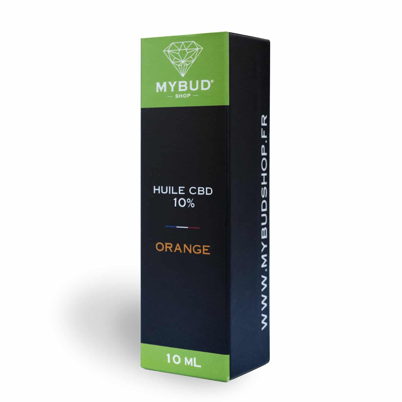huile cbd orange 10% boîte livraison rapide, pas cher