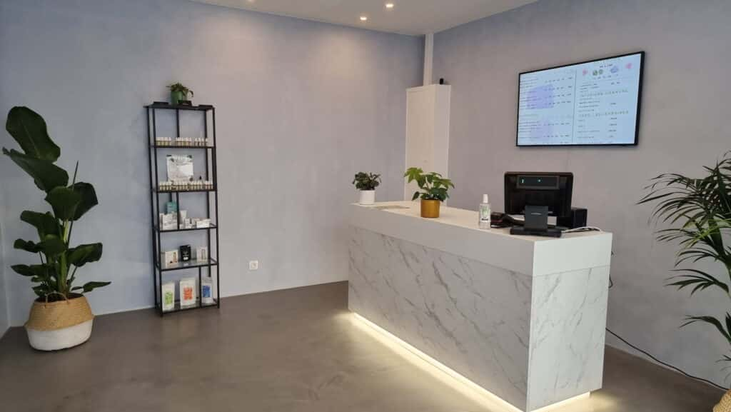 CBD shop Paris Mybud Shop