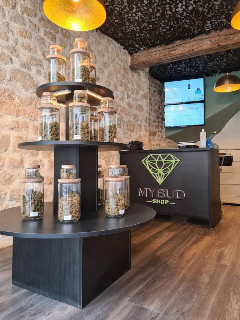 Cbd shop Poitiers Mybud Shop